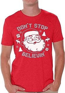 Awkward Styles Don't Stop Believin T-Shirt Xmas Shirt
