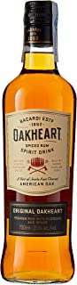 comprar comparacion Bacardi Oakheart Spiced Ron - 700 ml