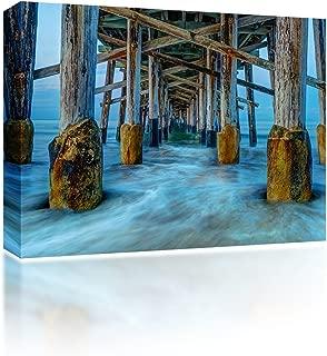 Onsia Sound Art- Under Balboa Pier by Ron Hazlewood