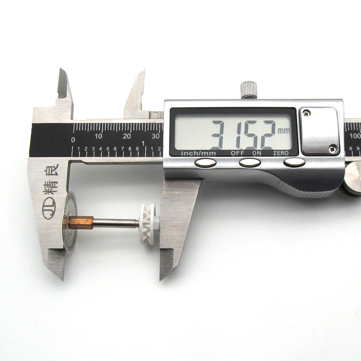 KUNPENG - 2 piezas# KP-RS-S-275 Rueda giratoria de sensor ajuste ...
