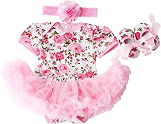 Best baby girl easter tutu dresses Reviews