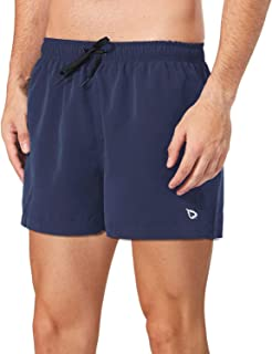 Baleaf Mens Quick Dry Swim Trunks Beach Shorts Mesh Lining with Pockets