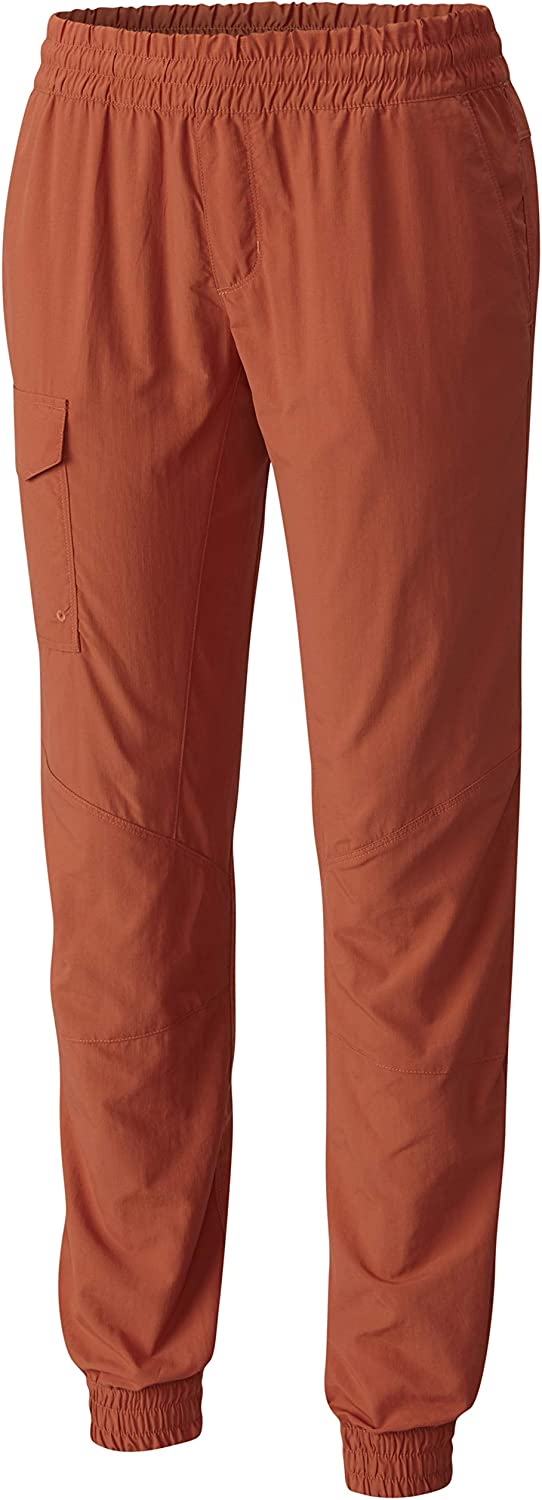 Columbia Women's Silver Ridge Pull On Pant, Breathable, UPF 50 Sun Predection