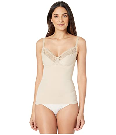 Miraclesuit Shapewear Shape Away(r) Alluring Lace Camisole (Nude) Women