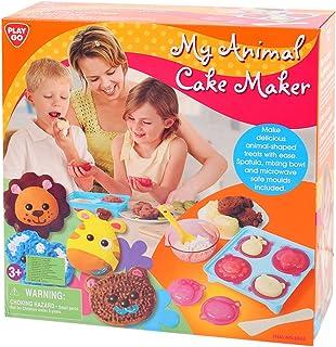 PlayGo My Animal Cake Maker, Multi-Colour, 6345