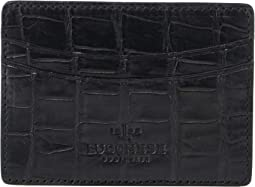 Croco Card Case