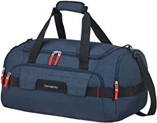 Samsonite Sonora - Borsone S, 55 cm, 59.5 L, Blu (Night Blue)