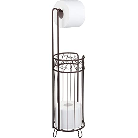 Details about  /6-Pc Seasonal Toilet Paper Holder Stand NEW EASY ASSEMBLY GREAT FUN!!