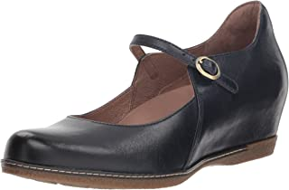 dansko Womens Loralie Mary Jane Flat