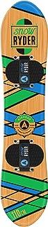 airhead snow ryder 110 wooden snowboard
