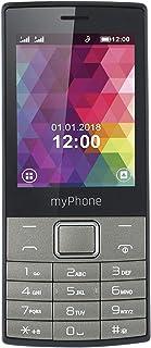 "Myphone 7300 Klasyczny Telefon, Duże Przyciski, Ekran 2.8"", Bateria 1200 Mah, Bluetooth, Dual Sim, Aparat, Slot Karta Sd"