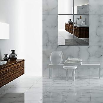 Ikea Lots Mirror Set Of 4 30 X 30 Cm Amazon Co Uk Kitchen Home
