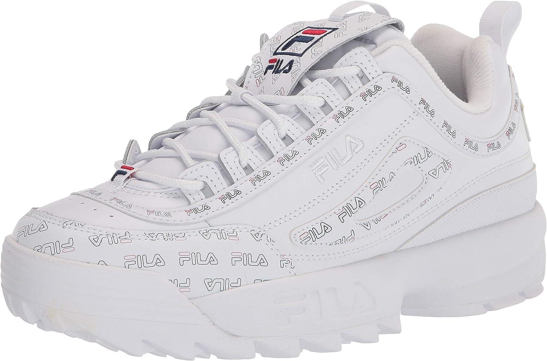 Fila Women's Max 49% Max 82% OFF OFF Disruptor Sneaker Ii Multiflag