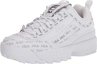 Fila Women's Disruptor Ii Multiflag Sneaker