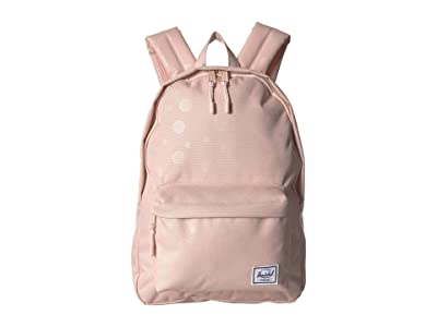 Herschel Supply Co. Classic Mid-Volume (Polka Cameo Rose) Backpack Bags