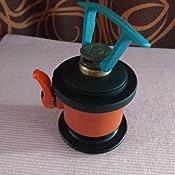 Com Gas AC-1 - Adaptador para aparatos de camping y bricolaje para botella, Multicolor, 5.5x7x8 cm