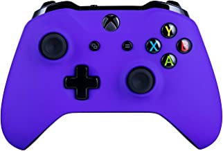 Xbox One S Wireless Controller for Microsoft Xbox One - Custom Design for a Unique Look - Multiple Colors Available (Purple)