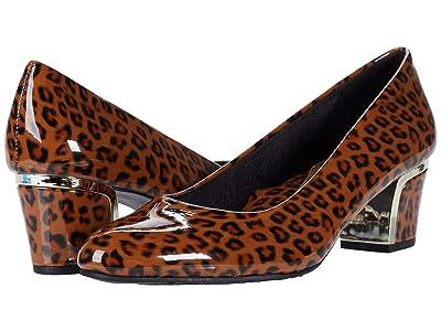 Soft Style Deanna (Leopard) Women