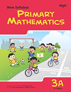 New Syllabus Primary Mathematics Textbook 3A (2nd Edition)