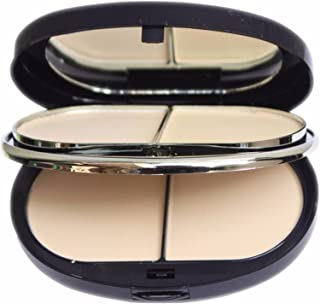 T.Y.A 5 in 1 Two Way Cake Compact Powder Give More Shining Luster Look with Sponge Inside