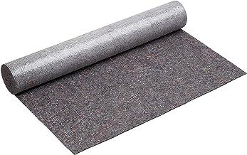 Meister Schildersvlies 1 x 25 m - 220 g/m² Grammage - Anti-slip achterkant - stofvrij & absorberend afdekvlies/bescherming...