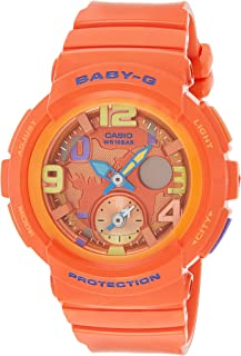 Casio Baby-G for Women - Analog-Digital esin Watch