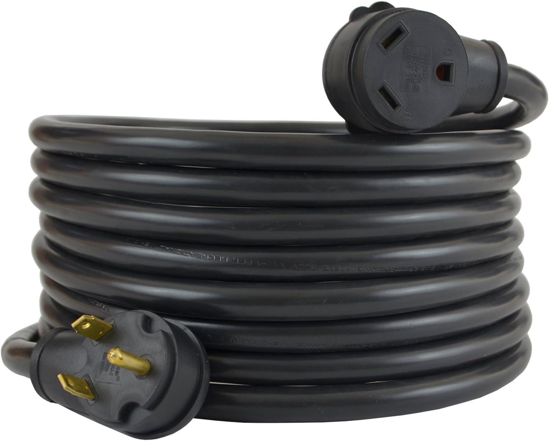 Conntek 14364 30 Amp RV Extension Cord