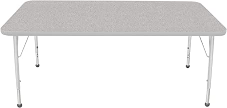 """product image for 30"""" x 60"""" Rectangle Table"""