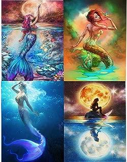 Best 5d diamond painting mermaid Reviews