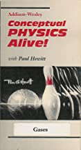 CONCEPTUAL PHYSICS ALIVE! GASES VIDEO TAPE PACKAGE VHS