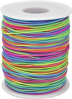 FILO laccio elastico trasparente bracciali collane bigiotteria 10 metri regalo
