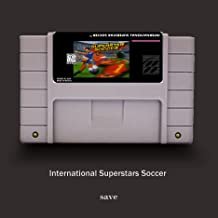 international superstar soccer sega