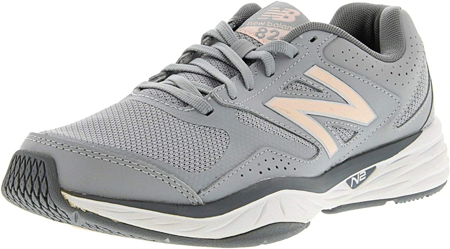 New Balance Women's Black White