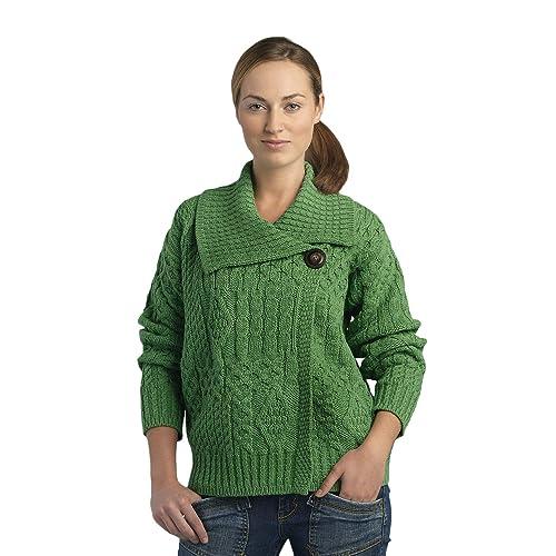 3c2356ecb Aran Sweaters: Amazon.com