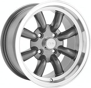 """Konig Rewind Graphite Wheel with Machined Lip (16x7""""/4x114.3mm)"""