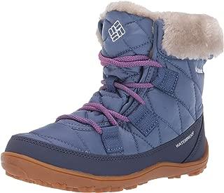 Columbia Kids' Youth Minx Shorty Omni-Heat Waterproof Snow Boot