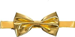 Men's Liquid Metallic Banded Bow Tie by Gary Majdell Sport