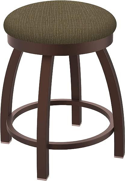 Holland Bar Stool Co 802 Misha Swivel Vanity Stool 18 Seat Height Graph Cork