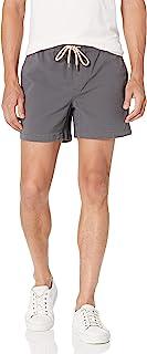 Goodthreads Men's 5 Inch Inseam Epic Short Stretch Canvas Short Shorts