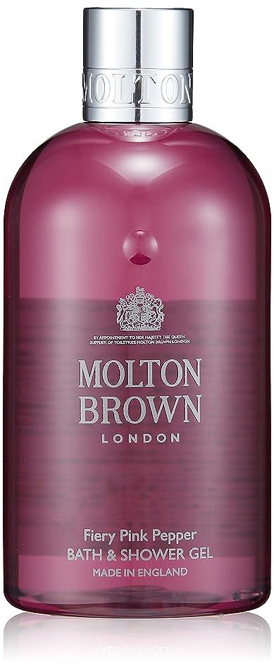 腹部腐敗心配MOLTON BROWN(モルトンブラウン) ピンクペッパー コレクション PP バス&シャワージェル