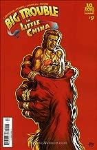 Big Trouble In Little China #9 FN ; Boom! comic book