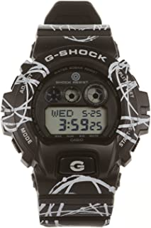 G-Shock GDX-6900FTR-1 X Futura Luxury Watch - Black and White / One Size
