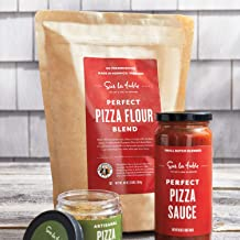 King Arthur Flour Perfect Pizza Flour Blend, 48oz (3 lbs) 1.36kg
