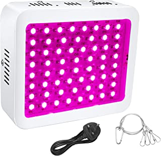 600W (60*10W) HPS Replacement Professional Full Spectrum LED Grow Light LED Plant Grow Light Lamp