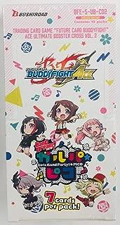 Buddyfight Future Card Ace Vol. 2 Bang Dream! Girls Band Party!