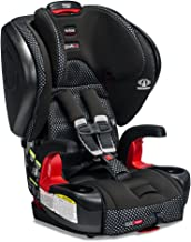 Britax Pinnacle ClickTight Harness-2-Booster Car Seat - 3 Layer Impact Protection - 25 to 120 Pounds - Cool Flow Ventilating Fabric, Grey