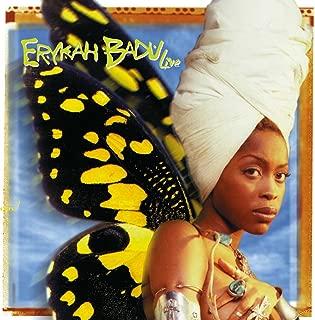 Erykah Badu Live
