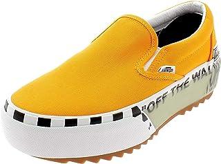 Vans Classic Slip-on S Chaussures DE Sport pour Femme Orange VN0A4TZV1LC1