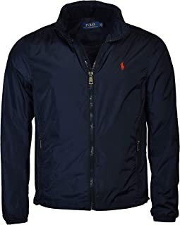 Polo Ralph Lauren Men's Nylon Hooded Windbreaker Jacket