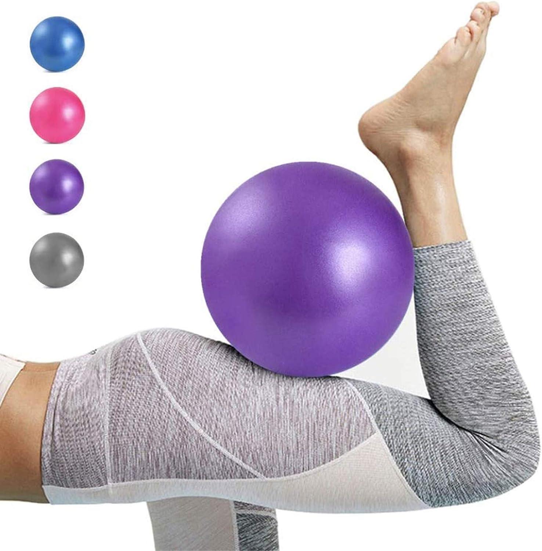 2 PCS Mini Yoga Ball Fitness 9.8 Inch Anti-Burst S Super sale Super-cheap period limited Exercise